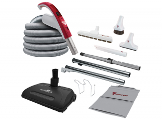 """Electric attachment kit 110/24V with Super Luxe brush 12"""" (30.5 cm)"""
