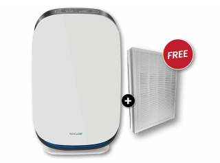 Cyclo UV Air purifier: 510C + filter