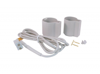 Repair kit for pigtail power cord electric hose 110/24V