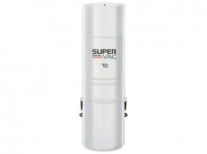 Central vacuum 70 Super Vac Hayden hybrid