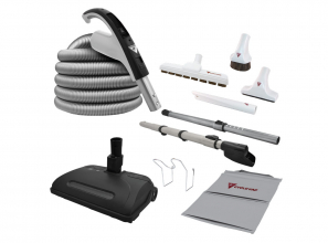 Electric attachment kit 110/24V Butler's Premium with Super Luxe brush 12