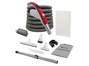 Attachment kit with Retraflex retractable hose - Wireless handle