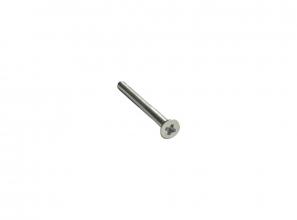 Flat screw for the locking mechanism of the Retraflex retractable hose system