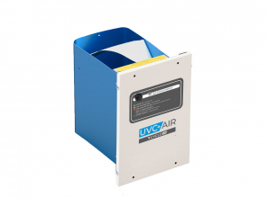 Cyclo UV Air purifier: UVC+ Air