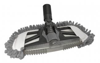 Vac-N-Glo Dust Mop Head 2 in 1 Gray