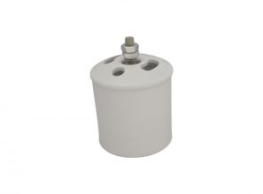 Air relief valve for PVC pipe system