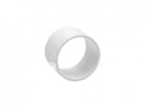 Slip coupling - white