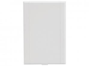 ElectraValve wall inlet with door - Vaculine - plastic