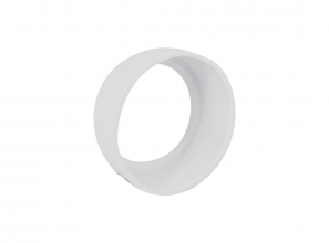 Inlet adapter - White