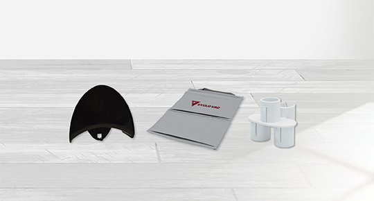 Introduction of the product category Accessories Storages