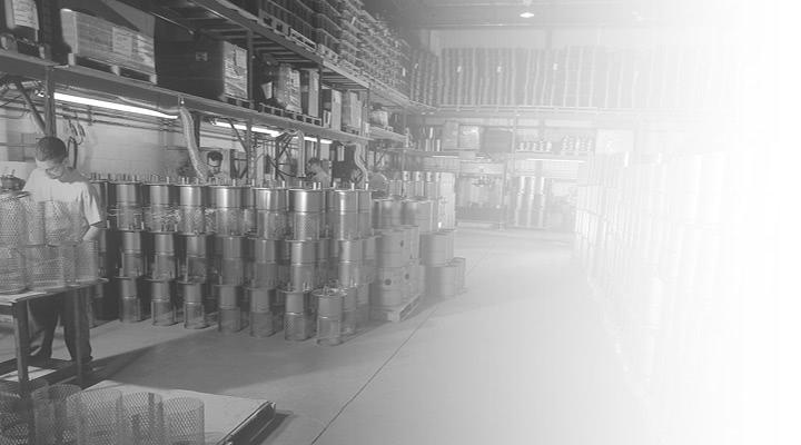 Cyclo Vac warehouse