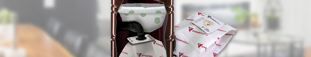 Introduction of the product category Accessories Bags and filters